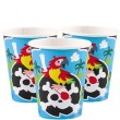 Captain Pirate Party Cups