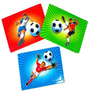 Football Jigsaw Party Bag Filler