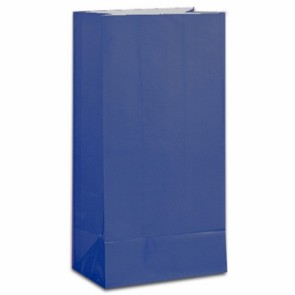 Dark Blue Party Bags