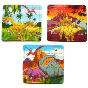Dinosaur Jigsaw Party Bag Filler