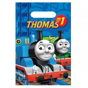 Thomas The Tank Engine Party Loot Bags