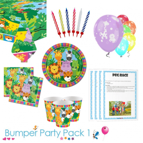 Animal Friends Bumper Saver Pack