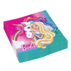Barbie Dreamtopia Party Napkins