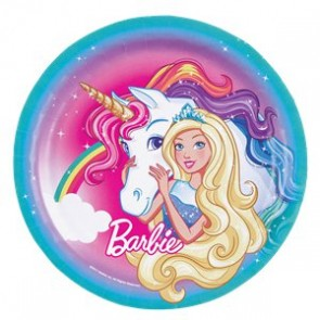 Barbie Dreamtopia Party Plate
