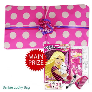 Barbie Pass The Parcel And Main Prize