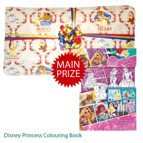 Disney Beauty And The Beast Pass The Parcel And Main Prize