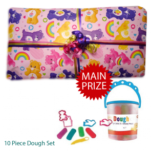 Care Bears Pass The Parcel And Main Prize