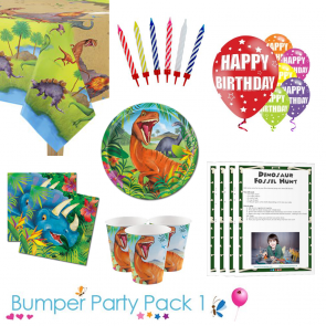 Dinosaur Adventure Bumper Pack