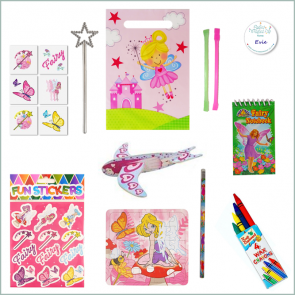 Fairy Party Bag - Just Fill Ready to Make