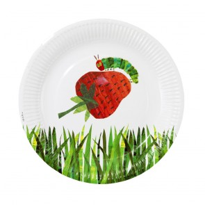 The Hungry Caterpillar Party Plate