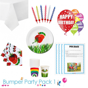 Hungry Caterpillar Bumper Pack
