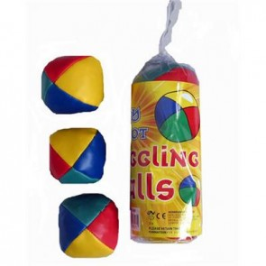 Pack of 3 Juggling Balls