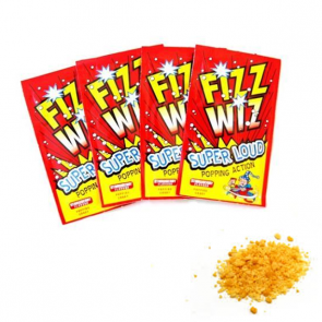 Fizz Wiz Strawberry Flavoured
