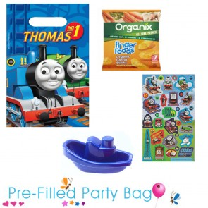 Toddler Thomas the Tank Engine Ready Made Pre Filled Party Bag