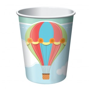 Up Up and Away Party Cups